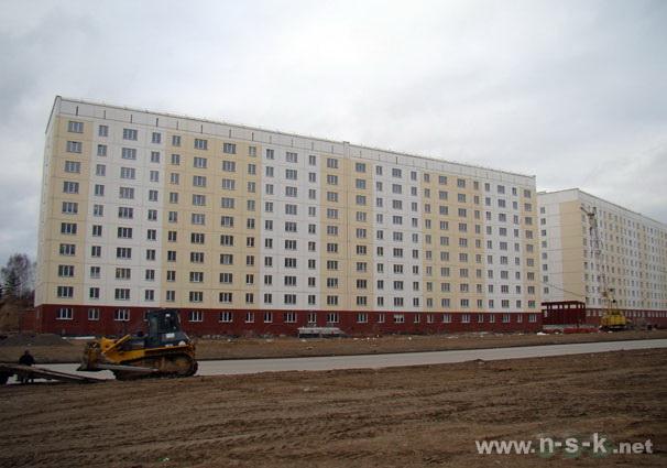 Татьяны Снежиной, 51 (Высоцкого, 20) фотоотчет строительства