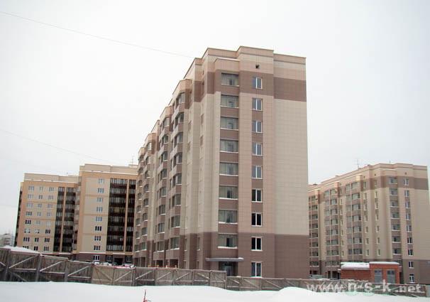 Молодежная, 4 (Никольский проспект, 13 стр) фотоотчет строительства