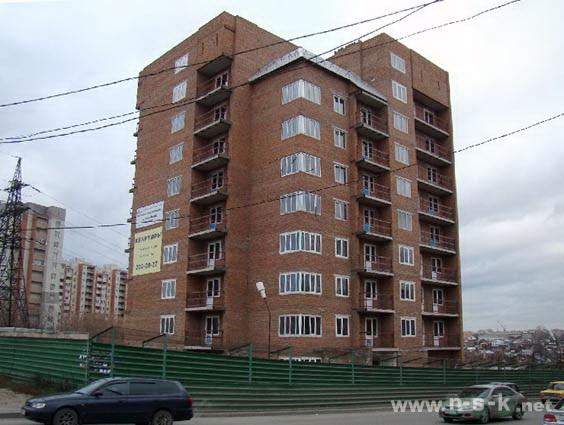 Бориса Богаткова, 253/4 (253/1 стр) фотоотчет строительства