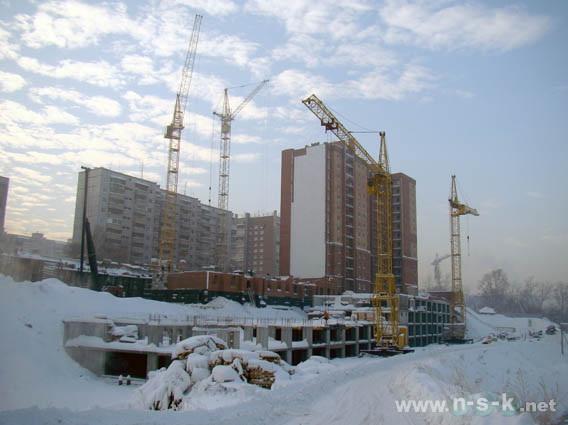 Кавалерийская, 9 фотоотчет строительства