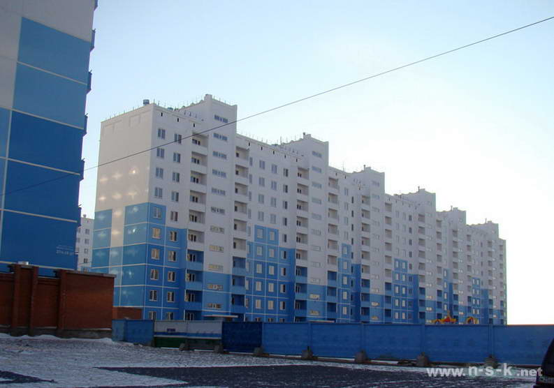 Спортивная, 7 (Титова, 5 стр) IV кв. 2011