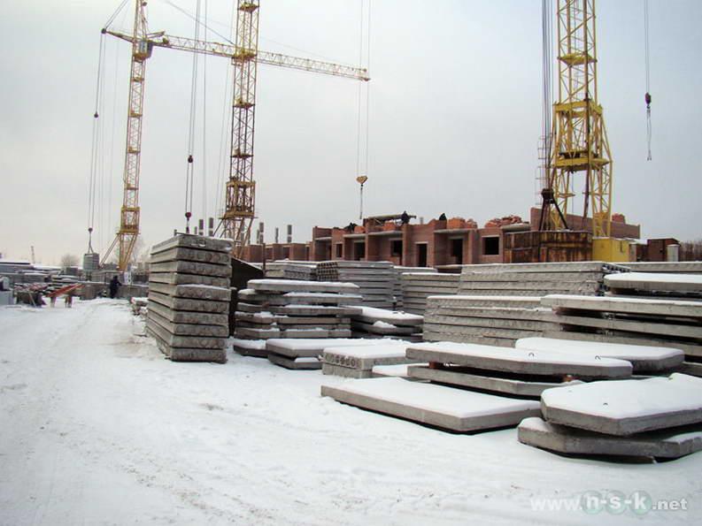 Сибиряков-Гвардейцев, 44/7 IV кв. 2011