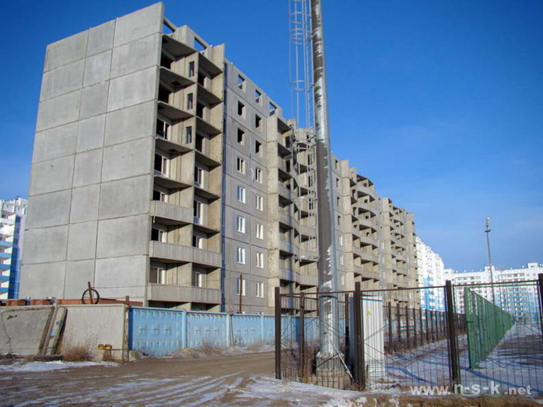 Спортивная, 3/1 (Титова, 13) IV кв. 2011