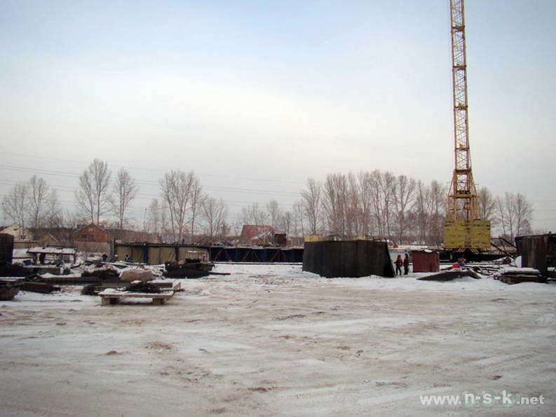 Березовая, 10 IV кв. 2011