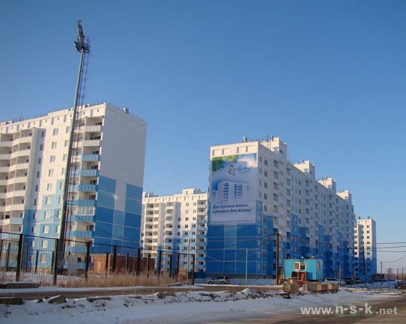Спортивная, 5 (Титова, 1 стр) IV кв. 2011