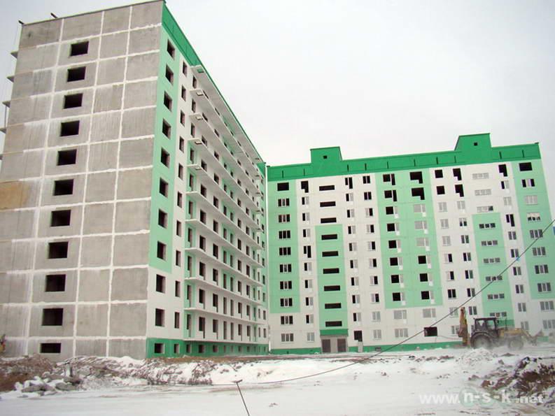 Татьяны Снежиной, 29/2, 29/3 (Высоцкого, 58, 59) IV кв. 2011