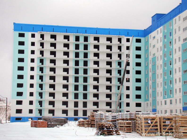 Татьяны Снежиной, 31/5, 31/3 (Высоцкого, 64, 65) IV кв. 2011
