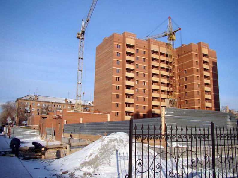 Костычева, 5а IV кв. 2011
