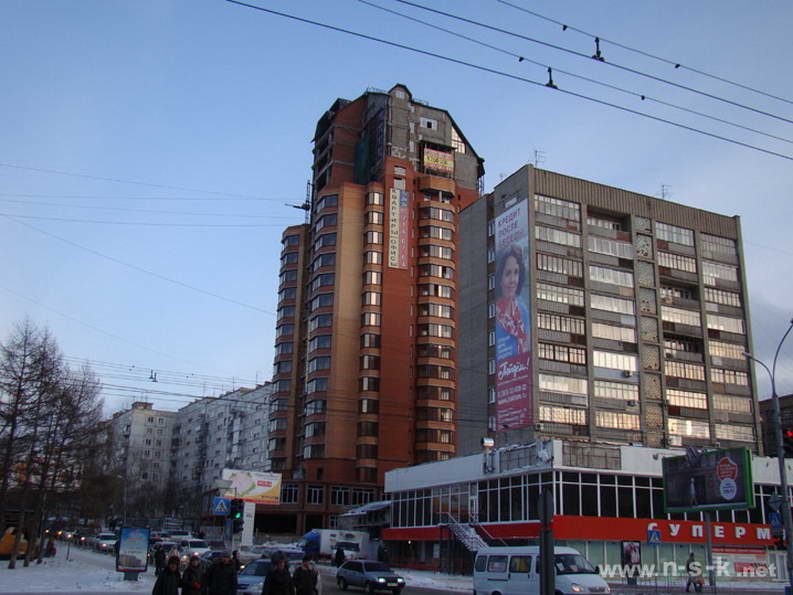 Кропоткина, 104а стр IV кв. 2011