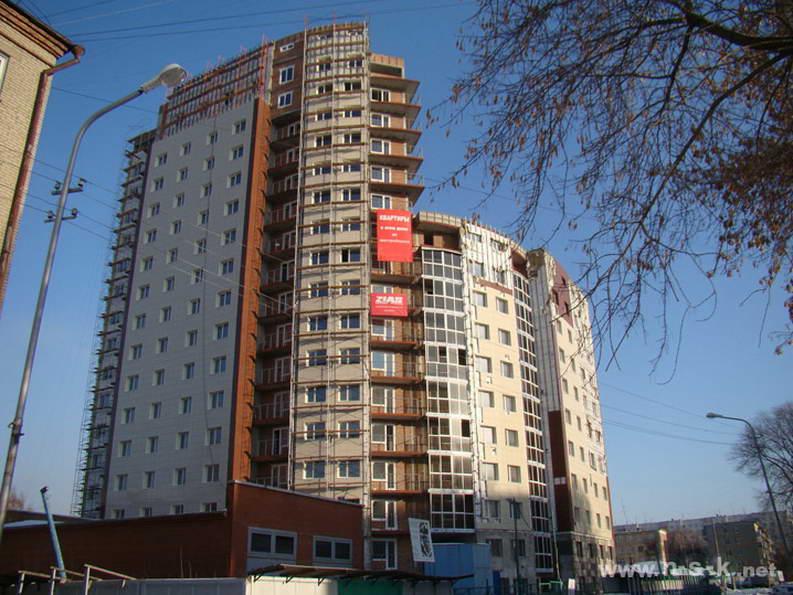 Некрасова, 63 IV кв. 2011