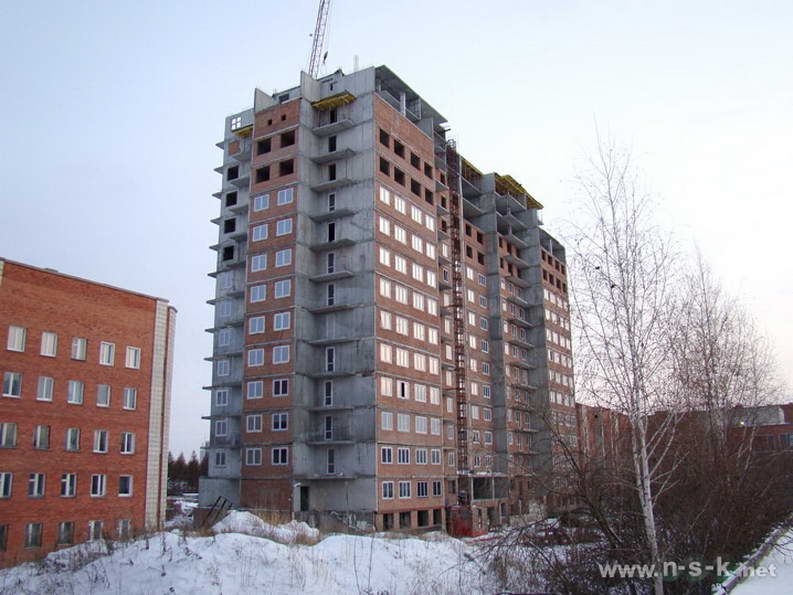 Краснообск, 56 IV кв. 2011