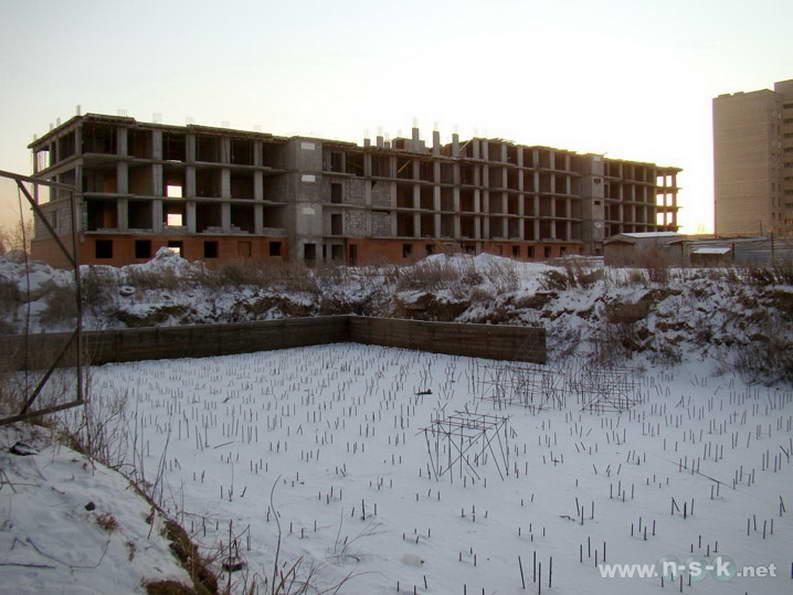 Связистов, 13/1, 13/2 стр IV кв. 2011