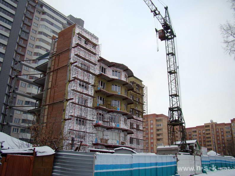 Трудовая, 24 (Орджоникидзе, 47/1) IV кв. 2011