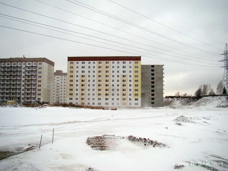 Татьяны Снежиной, 45/1, 45/5 (Высоцкого, 72, 73, 74 стр) IV кв. 2011