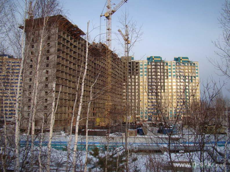 Одоевского, 1/10 (Березовая, 11 стр) IV кв. 2011