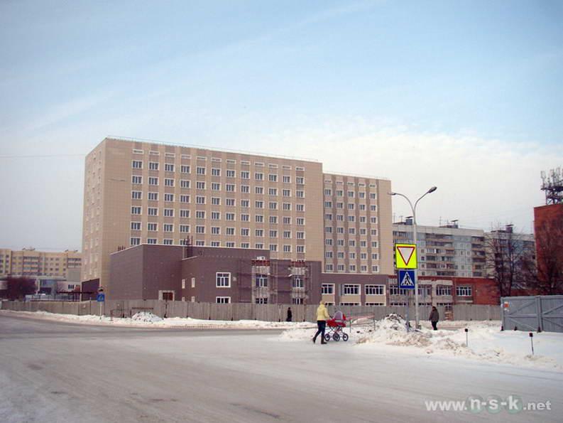 Кольцово, 19 (20/1 стр) IV кв. 2011