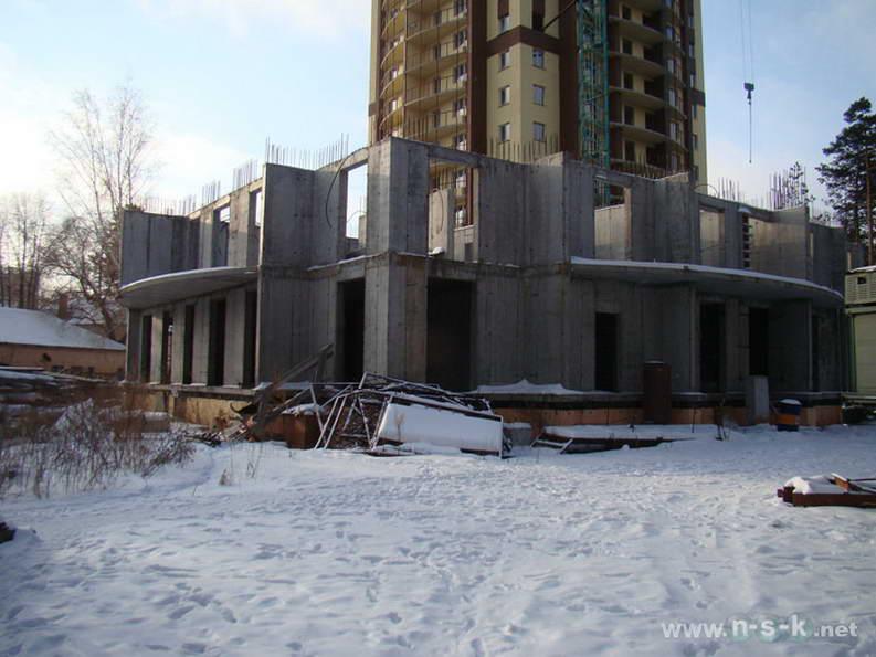 Залесского, 2/3 (2а стр), дом Нельсон IV кв. 2011