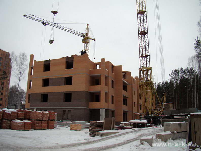 Академика Коптюга проспект, 19 IV кв. 2011
