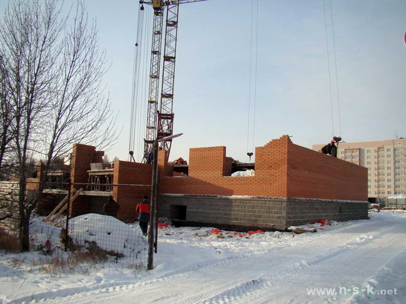 Краснообск, 111 IV кв. 2011