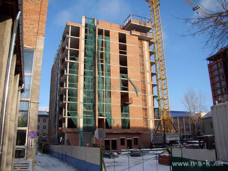 Коммунистическая, 34 (Rich House) IV кв. 2011