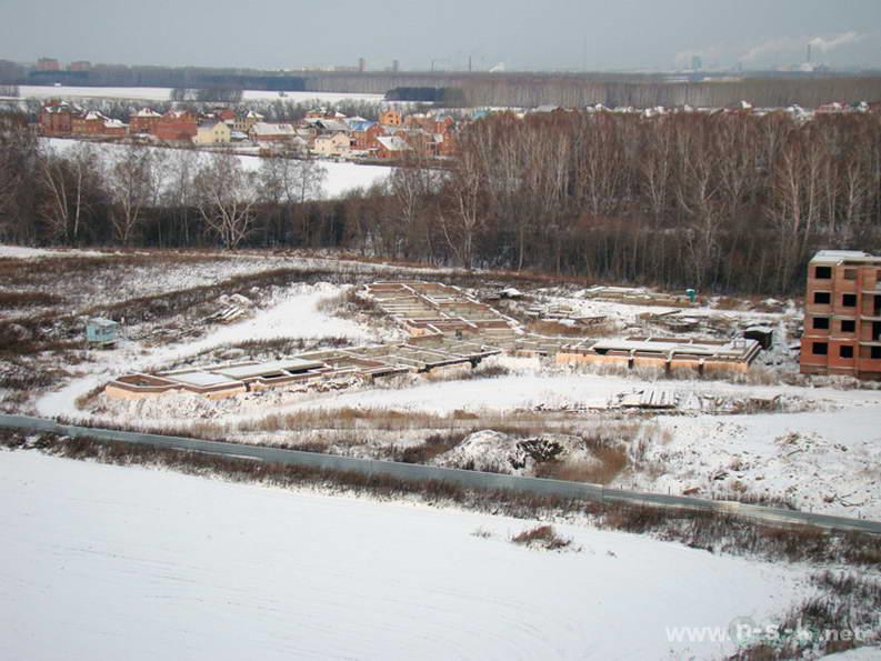 Краснообск, Западная, 227 IV кв. 2011