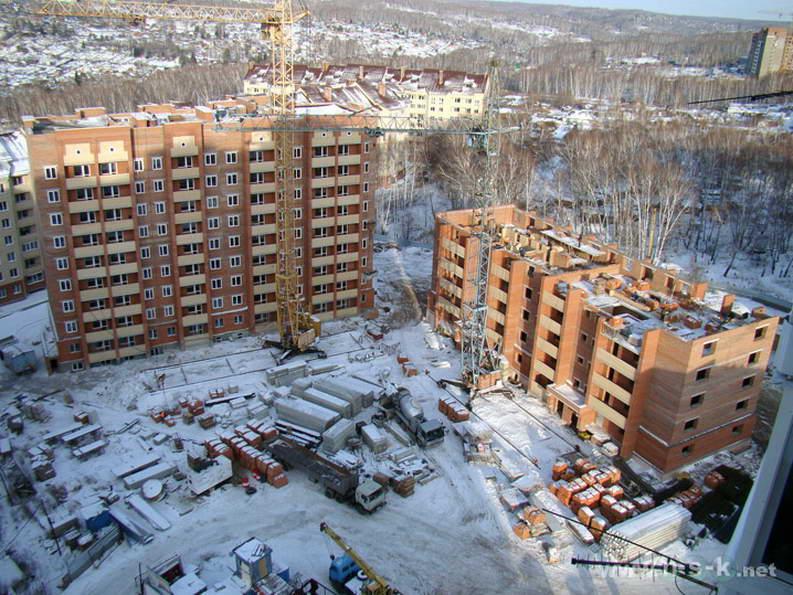 Выборная, 105/2, 105/3 IV кв. 2011