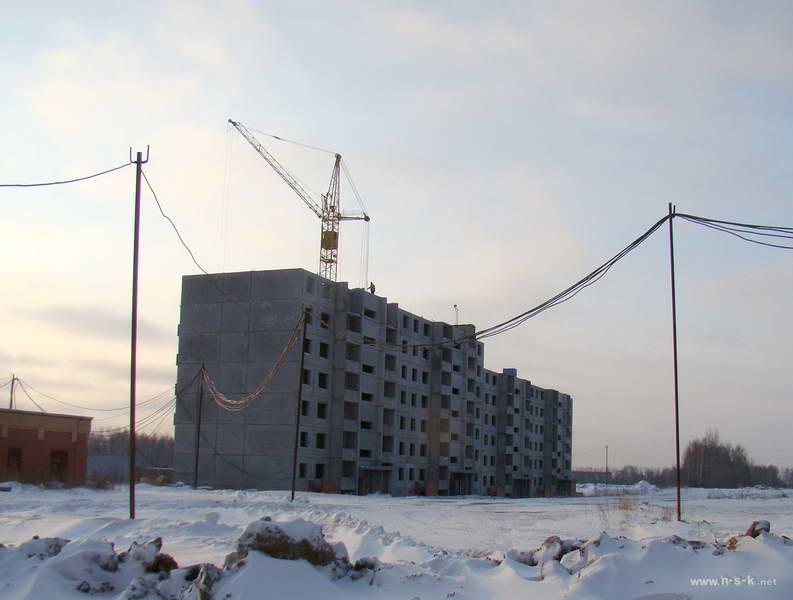 Гребенщикова, 7/1 IV кв. 2011