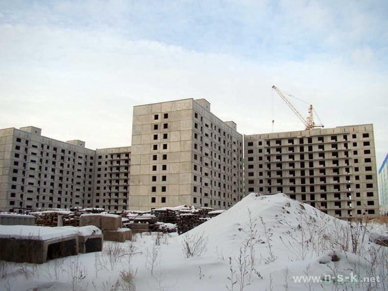 Татьяны Снежиной, 25/2 (Высоцкого, 53 стр) IV кв. 2011