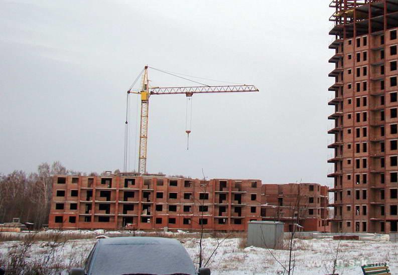 Краснообск, Западная, 228 IV кв. 2011