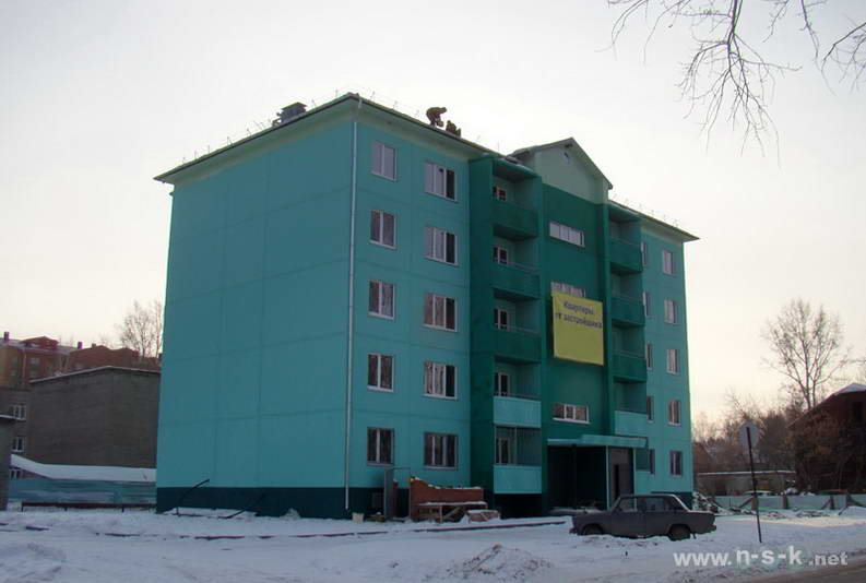Физкультурная, 18 IV кв. 2011