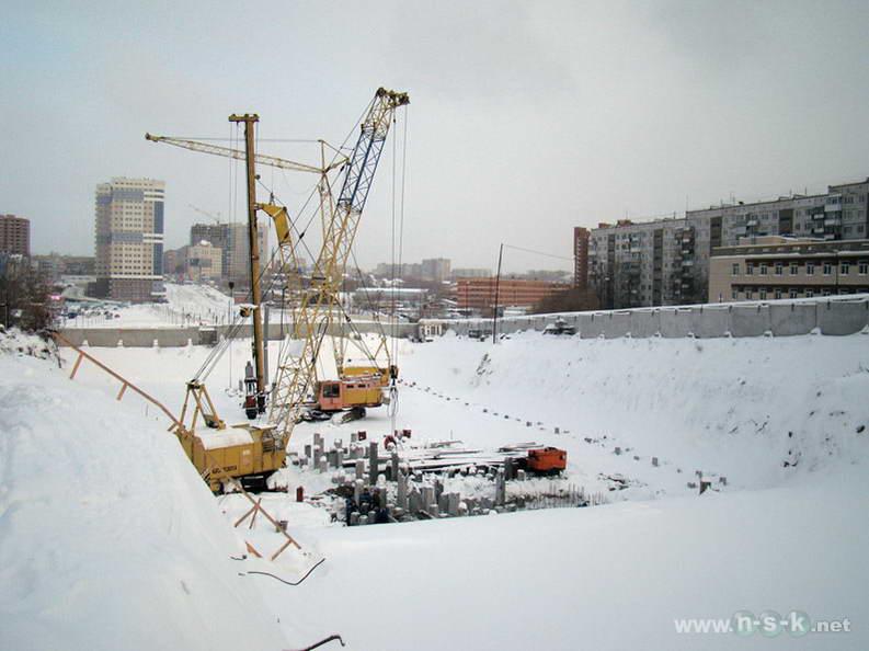Михаила Кулагина, 35 (Кирпичная горка 5-я, 99) IV кв. 2012