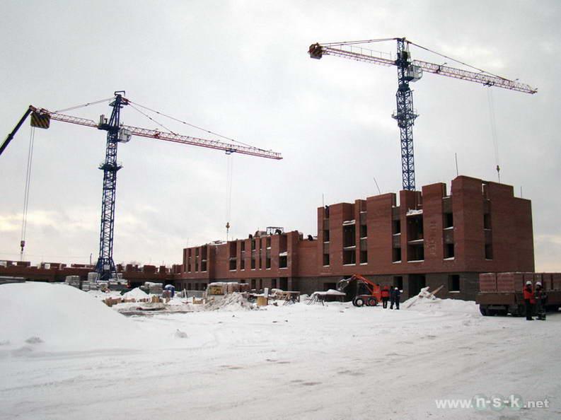Большевистская, 126 (ГП 2) IV кв. 2012