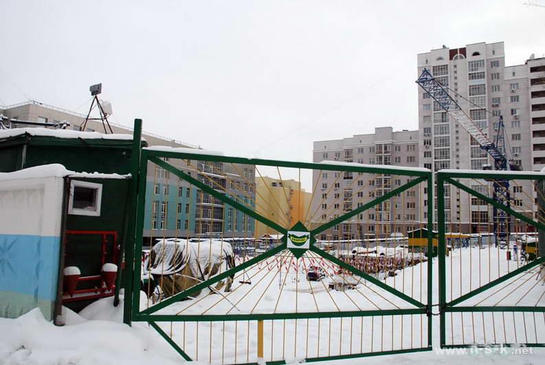 Семьи Шамшиных, 20 IV кв. 2012