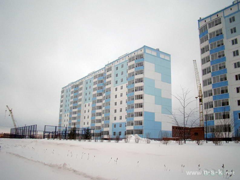 Тюленина, 24/2 (Гребенщикова, 405) IV кв. 2012