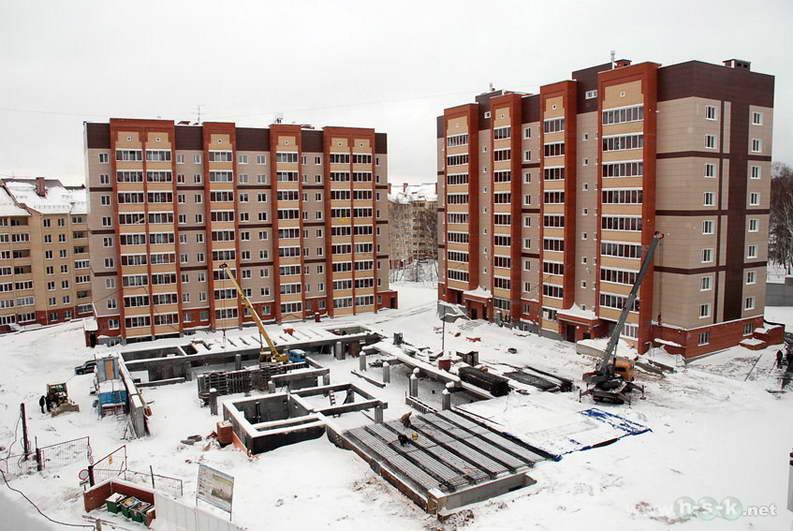 Выборная, 105/2, 105/3 IV кв. 2012