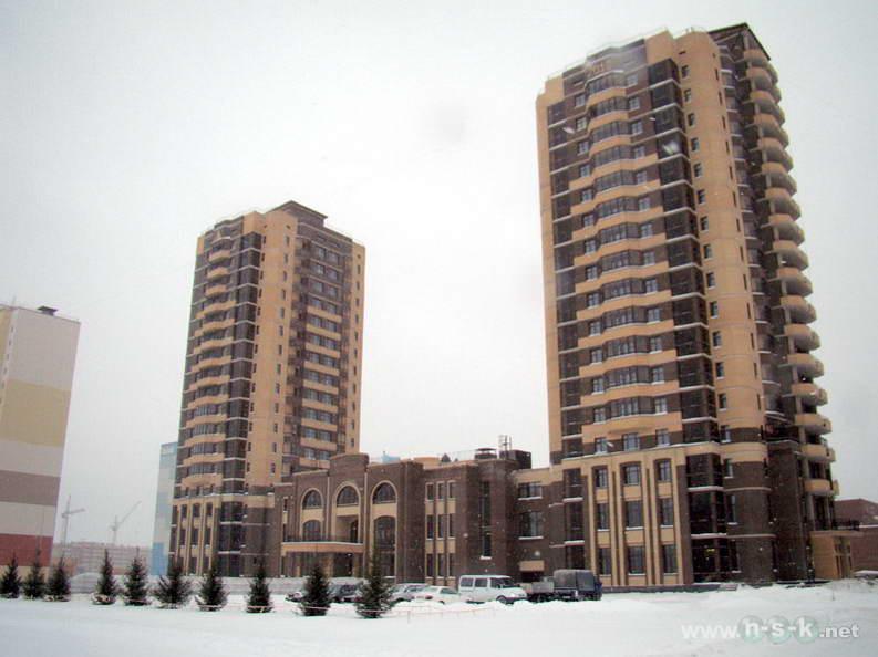 Тюленина, 26 (Гребенщикова, 413) IV кв. 2012