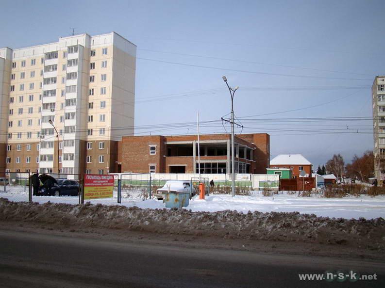 Волховская, 33а стр (кирпичная секция) IV кв. 2012