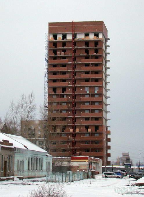 Невельского, 1/1 (Связистов, 19 стр) IV кв. 2012