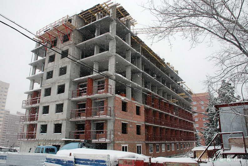 Первомайская, 226 (232/1 стр) IV кв. 2012