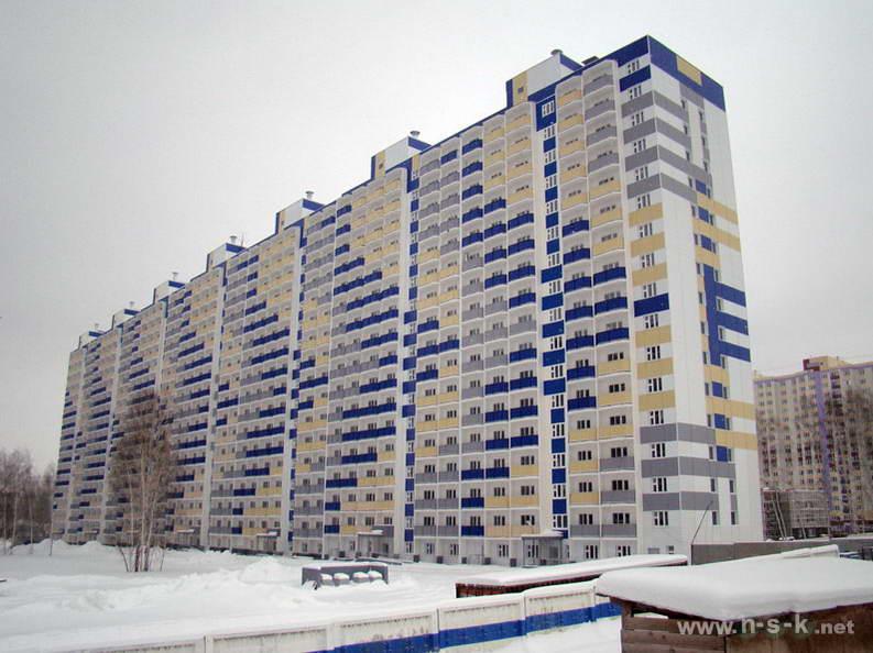 Одоевского, 1/8 (Березовая, 8 стр) IV кв. 2012