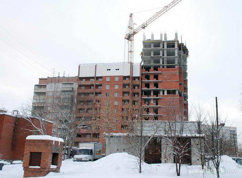 Красина, 60 IV кв. 2012