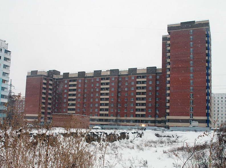 Выборная, 144/1 IV кв. 2012