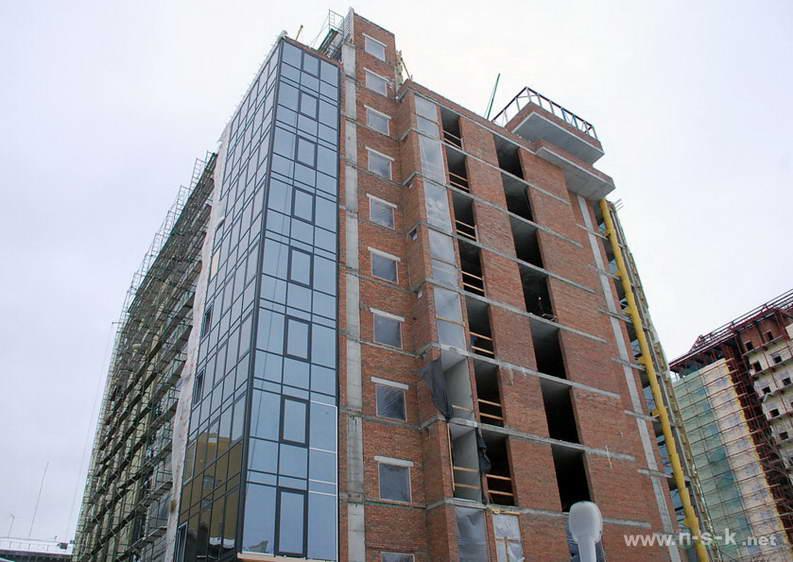 Коммунистическая, 34 (Rich House) IV кв. 2012