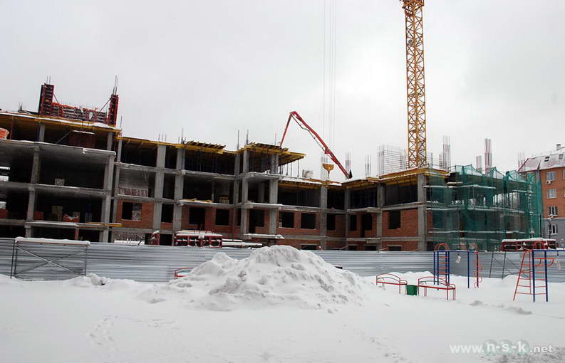 Некрасова, 63/1 IV кв. 2012