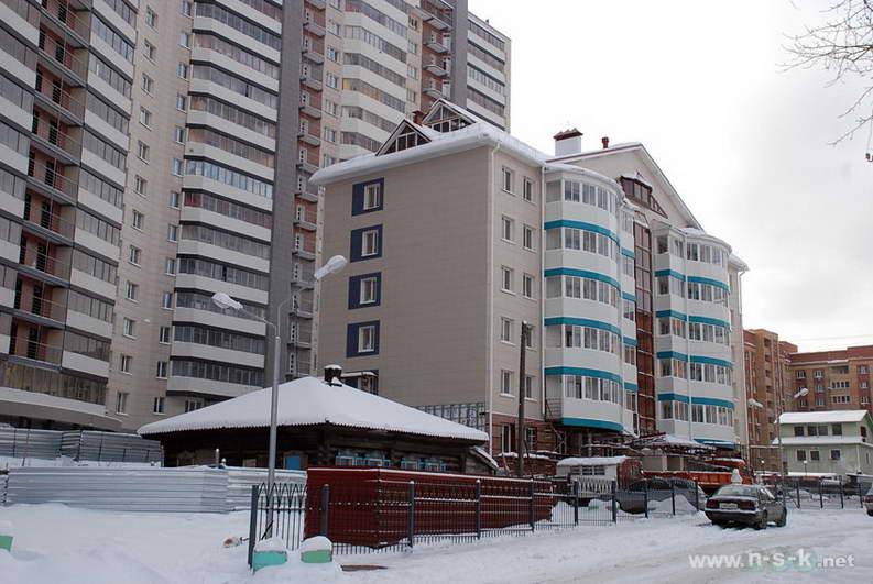 Трудовая, 24 (Орджоникидзе, 47/1) IV кв. 2012