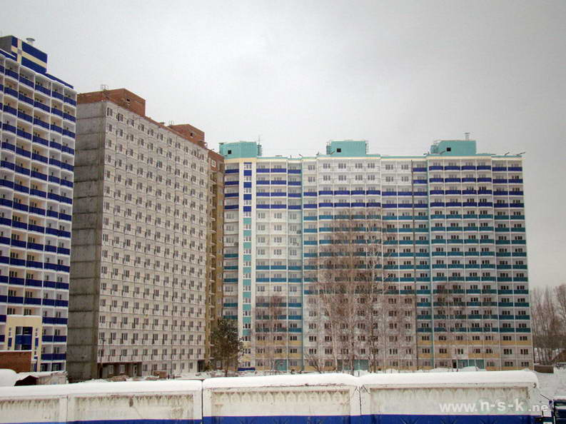 Березовая, 10 IV кв. 2012