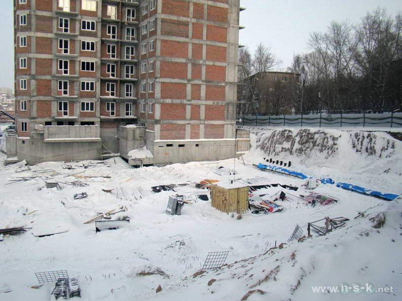 Бориса Богаткова, 253/4 (253/1 стр) IV кв. 2012