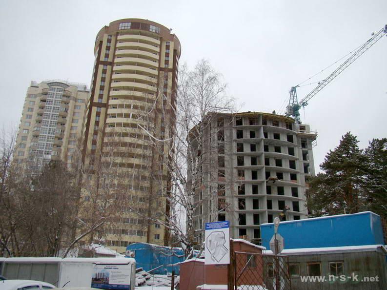 Залесского, 2/3 (2а стр), дом Нельсон IV кв. 2012