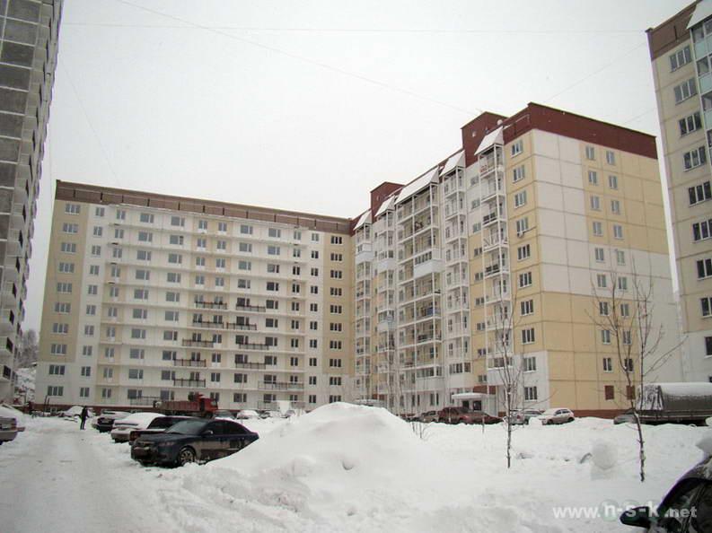Татьяны Снежиной, 45/2, 45/3 (Высоцкого, 70, 71) IV кв. 2012