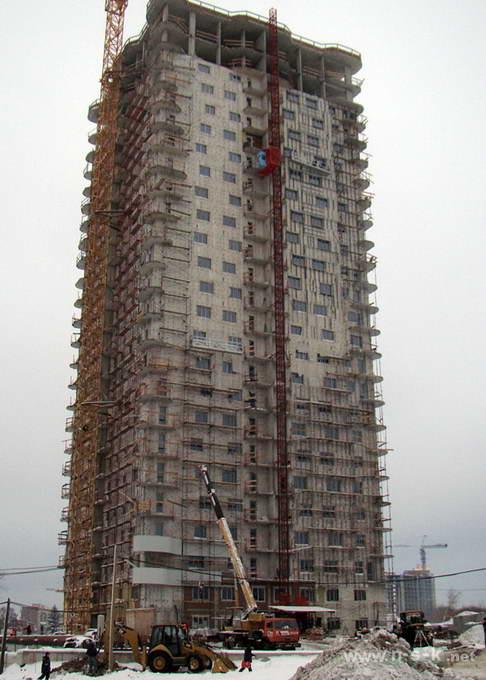 Лескова, 23 IV кв. 2012
